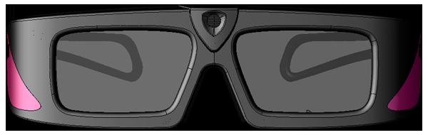 Активные 3D очки в большом зале